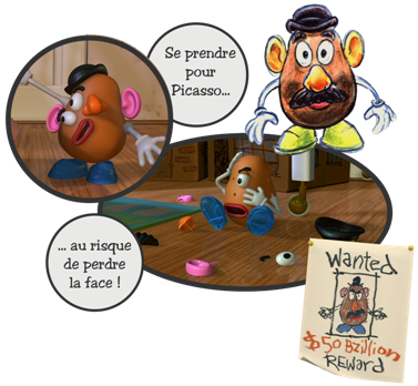 Personnages disney o monsieur patate toy story - Monsieur patate toy story ...