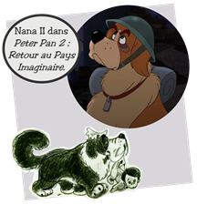 Personnages disney o nana peter pan - Personnage de peter pan ...