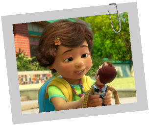 Toy Story Bonnie Bonnie Anderson Character From Toy Story 3