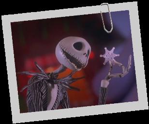 Personnages Disney O Jack Skellington L Etrange Noel De Monsieur