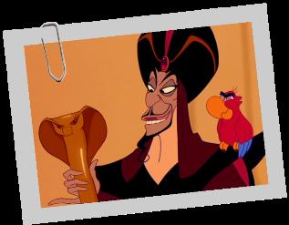 Aladdin Disney Personnages personnages disney °o° jafar (aladdin)
