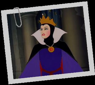 Personnages disney o la reine sorci re blanche neige et - Blanche neige mechante reine ...