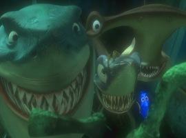 Personnages disney o requins bruce chumi et l 39 enclume - Requin enclume ...