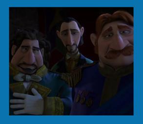 Personnages disney o les ambassadeurs la reine des neiges - Personnage de la reine des neiges ...