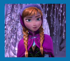 Personnages disney o anna la reine des neiges - Personnages reine des neiges ...