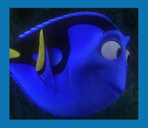 Personnages Disney °o° Dory (Le Monde de Nemo)