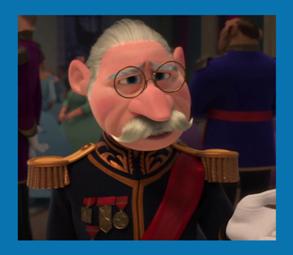 Personnages disney o le duc de weselton la reine des - Personnages reine des neiges ...