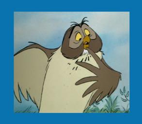 personnages disney o matre hibou les aventures de winnie lourson - Maitre Hibou
