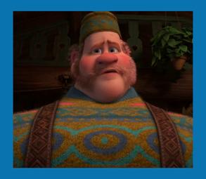 Personnages disney o oaken et sa famille la reine des neiges - Personnage de la reine des neiges ...