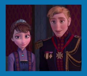 Personnages disney o le roi agdar et la reine idun d 39 arendelle la reine des neiges - Personnage de la reine des neiges ...